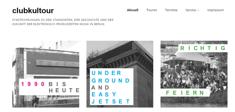 Clubkultour Berlin
